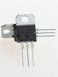 l7824cv регулятор напряжения l7824 IC 24v / 1.5a (5шт)