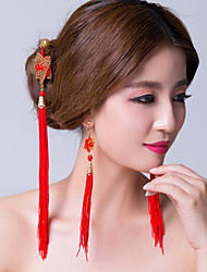Women's Lace/Alloy Headpiece - Wedding/Special Occasion Hair Pin