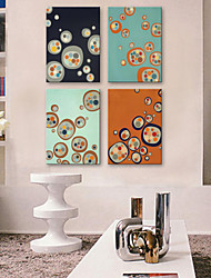 Stretched Canvas Art The Art Of Loops Set of 4