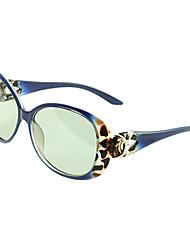grano del leopardo 3d gafas 3d redondas tv, 3D RealD ojos de cine alrededor de los vasos comunes de valor por dinero