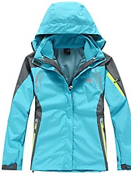 Outdoor Women's 3-in-1 Jackets / Woman's Jacket / Winter Jacket Skiing / Camping & Hiking / Climbing / Skating / Snowsports / Snowboarding