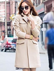 ICED™ Women's Fashion Slim Thick Trench Coat