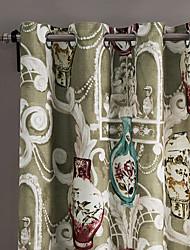 philips giovane - due pannelli stile della pittura di colore contemporaneo disegno intagliato tenda vaso