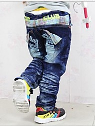 Boy's Washed Upscale Stretch Jeans