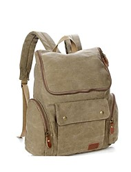 mochila de lona do vintage bolsa de moda mochila