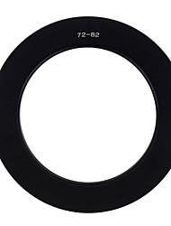 Neewer® 72-82mm Black Metal Step-Up Adapter Ring (72MM Lens to 82MM Accessory