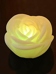 rose rotocast lumière de nuit de changement de couleur