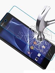 filme protetor de tela prémio de vidro temperado para Sony Xperia z2 l50w