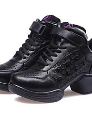 Zapatos de baile ( Negro ) - Dance Sneakers - No Personalizable - Tacón bajo