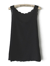 Women's Fashion Sleeveless Chiffon Vest
