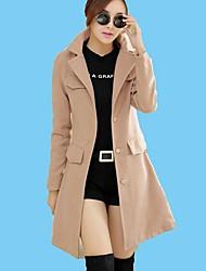 ozl®women Slim Woll Trenchcoat (mehr Farben)