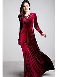 hdxs женская мода всего матча комфортное платье