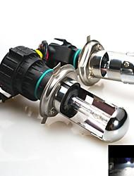 55w 12v h4 5000k xenon hi / lo beam verborg reservelampjes voor koplamp