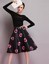 NuoLiWomen's Shirts Cheap Fashion Elegant Plus Size Casual  Party Shirt