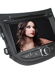 Androide lettore dvd 7 pollici 1DIN 4.2 auto per Hyundai HB20 2013 con gps, rds, wifi, iPod, fm, SWC