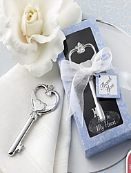 Ellen Key to My Heart Bottle Opener in Blue Gift Box