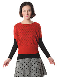 Women's Acrylic Casual TOP OF THE TOWN