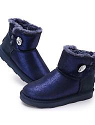 shinning botas térmicas curtas das mulheres