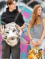 White Lion Head Backpack(Big Size)