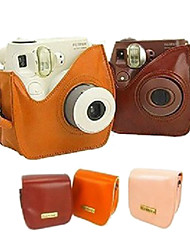 PU Leather Camera Bag for Fujifilm Mini7S