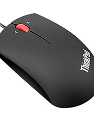 Thinkpad 0B47153 Optical Standard Business USB Wired Mouse 1200DPI