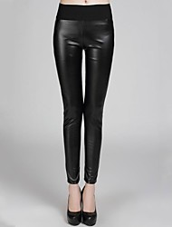 Women PU Pants