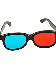 Ordinary Storm Red And Blue 3D Glasses Dedicated for The Computer、Mobile、TV、Computer Three-Dimensional
