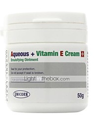 Unicorn  Aqueos Vitamin E Cream 50g