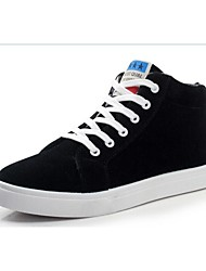 Sapatos Masculinos - Tênis Social - Preto / Cinza / Azul Marinho - Courino - Casual