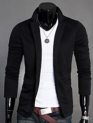 Informeel MEN - Vrijetijds shirts ( Katoenmengeling )met Lange Mouw