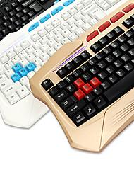 sunsonny V95 teclado para jogos usbwired mecânica