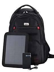 conbrov Zaino solare con batteria ricarica banca di potere 5000mah ece-088