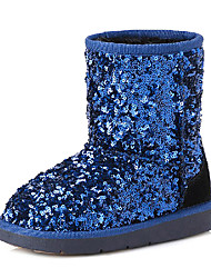 Childern's Shoes Comfort Snow Mid-Calf Boots Boots with Sparkling Glitter More colors available