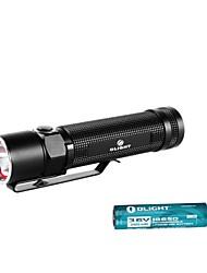 Olight s20-l2 testimone side-switch variabile di uscita ha condotto la torcia elettrica 550 lumen magnete, con la batteria 3400mAh