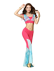 Dancewear Women's Milk Silk Belly Dance Outfits(More Colors)