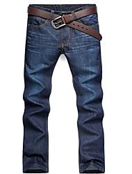 All Season Maschile diritti casuali Denim Jeans