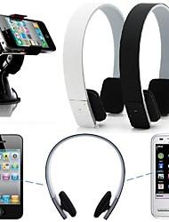 Stereo Bluetooth Kopfhörer Kopfhörer-Kopfhörer für iphone 6 / 6plus / 5 / 5s / 4 / 4S Samsung HTC LG Sony Xiao mi