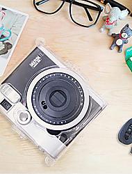 saco da câmera com caixa transparente para FUJIFILM mini90