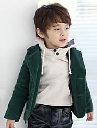 Boy's Cotton Blend Suit & Blazer , Winter/Spring/Fall Long Sleeve