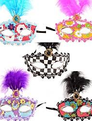 nobile regina stile veneziano regalo di halloween party maschera