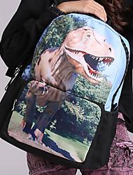 Bistar bolsa patrón dinosaurios 3d