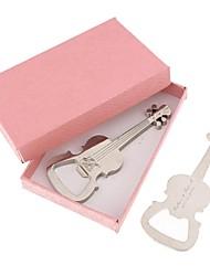 Rostfreier Stahl Keychain Favors-6 Stück / Set Schlüsselanhänger individualisiert Silber