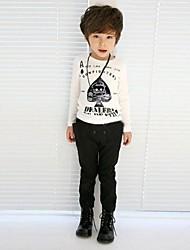 ocio de la manera del niño de todos Coincidir pantalones de color sólido