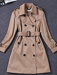 MPK™ Women's Fashion Winter European Style Trench Coat(More Colors)