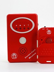 F-Star High Sensitivity Enuresis Alarm Red