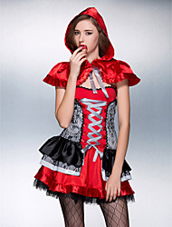 Dresses Women's Performance Spandex Pattern/Print Gothic / Halloween 60cm