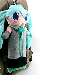 Vocaloid Hatsune Miku Soft Plush Pencil Case