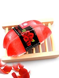 The High Quality Rose Essential Oil Soaps