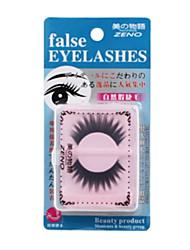 Zeno  EyeLash Upper Eye (Black) #016 1pair