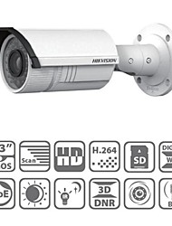 HIKVISION® DS-2CD2632F-IS Outdoor IP Camera 3.0MP Day Night Waterproof POE